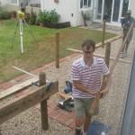 Installing main bearers