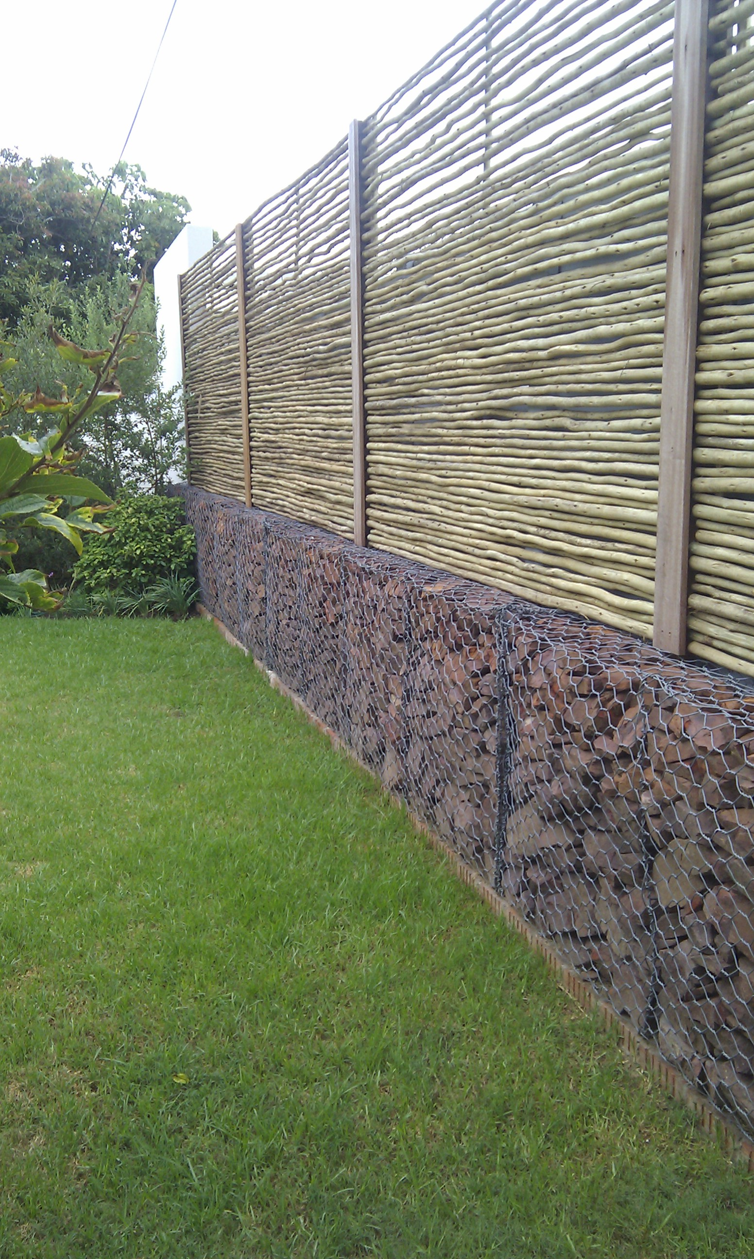 1000 images about gabion on pinterest gabion fence Gabion wall design